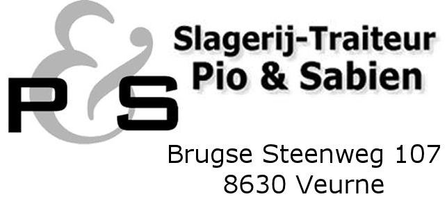 Slagerij-traiteur Pio & Sabien