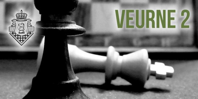 Ronde 4 op  27/11/2016 Veurne2 vs Bredene2