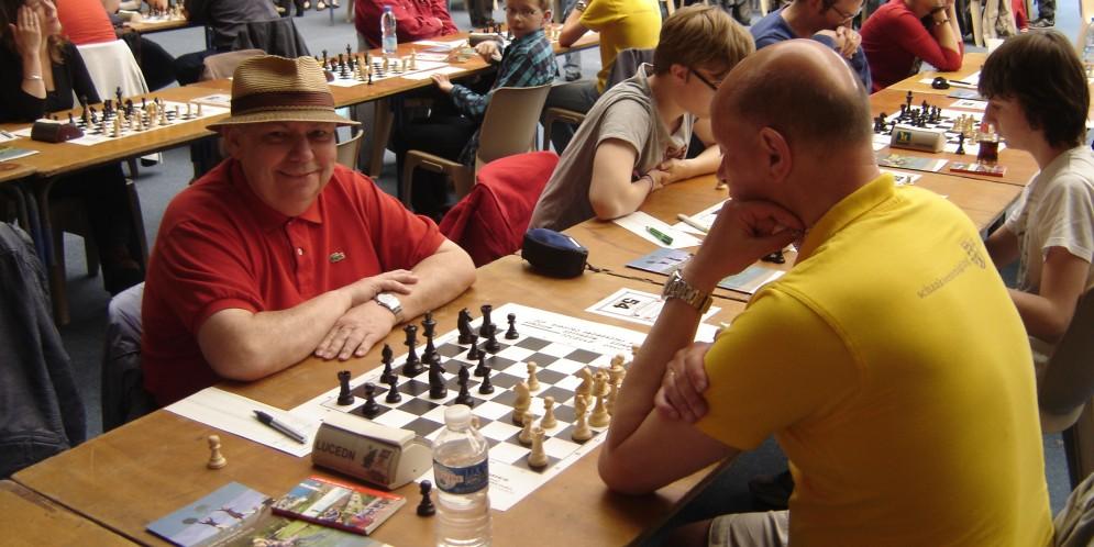 L'homme au capio au tournoi « Fourmidable» de Fourmies